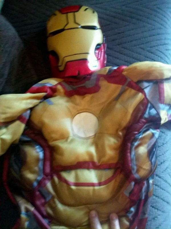 37a67c204395fa Used Iron Man Costume for sale in Norfolk - letgo