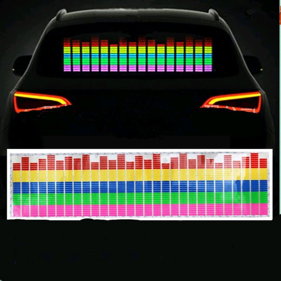 Car EQ LED