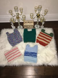HAND-KNITTED/HOMEMADE SWEATERS FOR CHILDREN AND BABIES!! Vaughan, L6A 4W8