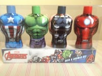 SUMMER FUN Marvel avengers bath and shower gel