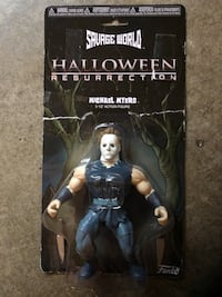 """Michael Myers action figure (5 1/2"""") - brand new still in box"""