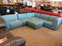 Large turquoise sectional sofa on sale  Phoenix, 85018