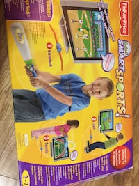 Fisher Price 3-in-1 Smart Sports NINE Games & Many ways to Learn & Play  3-7year Toronto, M1B 1E3