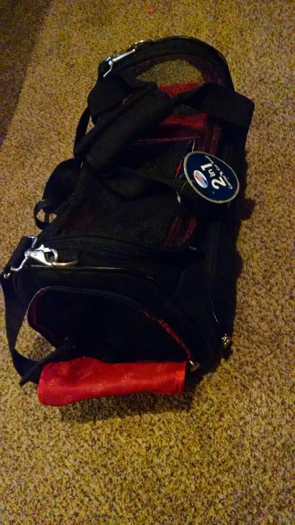 American tourister 2 in1 carrier and car seat