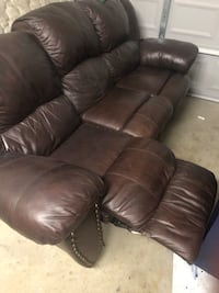 Double reclining couch Edinburg, 78542
