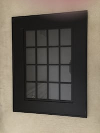 Black Wood Picture Frame - Pottery Barn  Falls Church, 22043