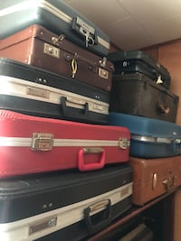 Vintage and antique luggage/suitcases Johnson City, 37601