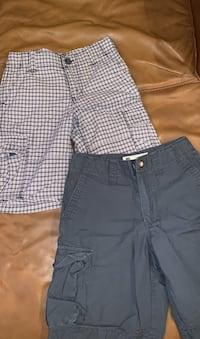 GAP boys cargo shorts size 7