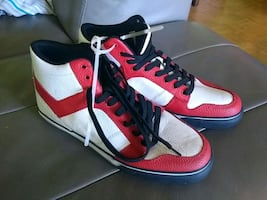 Pony Retro Basketball Shoes Size 10.5