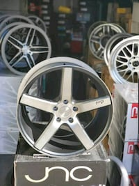 "19"" STAGGERED NICHE MILAN WHEELS.  [TL_HIDDEN] . FINANCING AVAILABLE Citrus Heights, 95621"