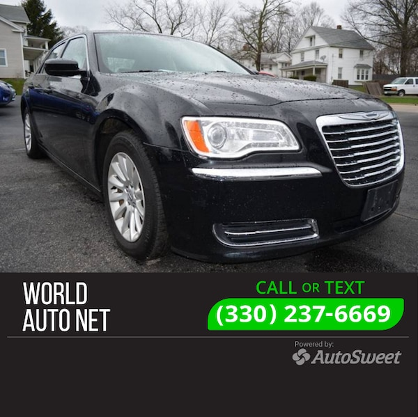 2013 Chrysler 300-Series