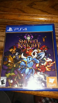 Shovel Knight ps4 game El Paso, 79907