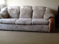Couch / sofa   7.5 feet long    In reasonably good condition, and is comfortable  Los Angeles, 91411