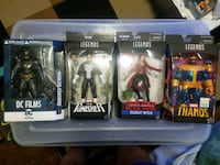 Action figure lot (Marvel Legends/DC) Hyattsville, 20782