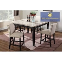 Dining table set 5 pcs Victorville, 92395