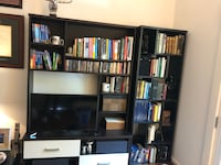 Book shelf, tv stand and coffee table individual pieces available Houston, 77098