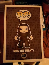 Mag the mighty game of thrones funko  Calgary, T2W 4N7