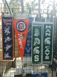 Wool Embroidered Banners Birmingham, 48009