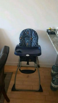High chair for toddler  Montréal, H4N 0B5