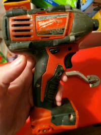 Milwaukee impact drill/ tool only