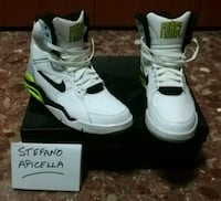 Nike Air Command Force 180 (White men can't jump) Latina, 04100