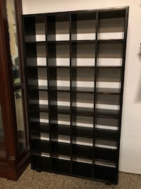 Display or storage shelves/book case/CD rack (3 AVAILABLE) WASHINGTON