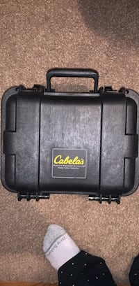 black and gray Craftsman tool case Omaha, 68104