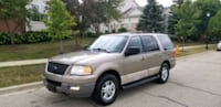 2003 Ford  Expedition/3rd row seat/4x4 Addison