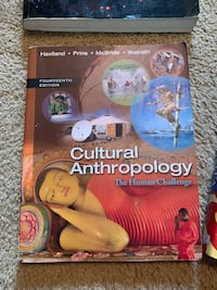 Cultural anthropology 'the human challenge' Anaheim, 92804