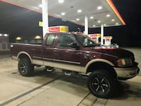 1997 Ford F-150 LARIAT REGULAR CAB FLARESIDE Dumfries