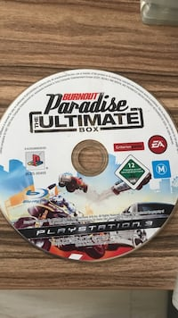 Ps3 Burnout Paradise Ultimate Edition null, 35530