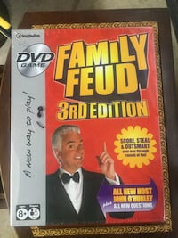 Family feud DVD game Ajax, L1S 5G1