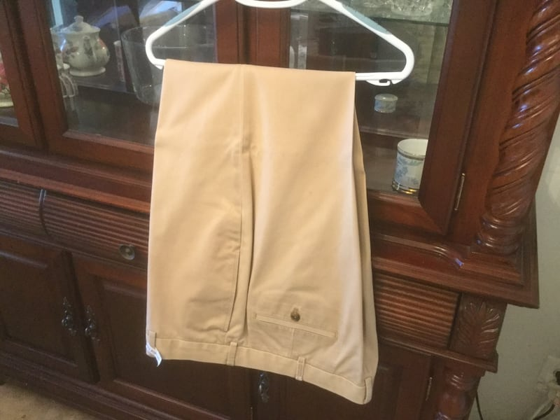 Pants BROOKS BROTHERS 346 Size W 40 by L 30 0
