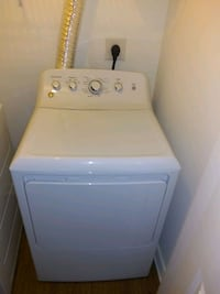 white front-load clothes dryer 37 mi