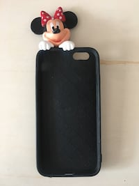 Minnie Mouse silicone iPhone 6 case