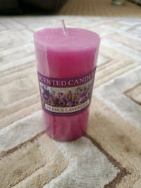 Lavender Candle Mississauga, L4W 4A1
