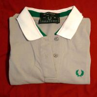 Polo Fred Perry Roma, 00182