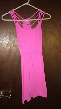 pink sleeveless mini dress White Plains, 20695