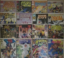 Marvel FIRST EDITIONS Collector's Comics
