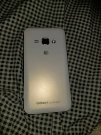 white LG android smartphone screenshot College Station