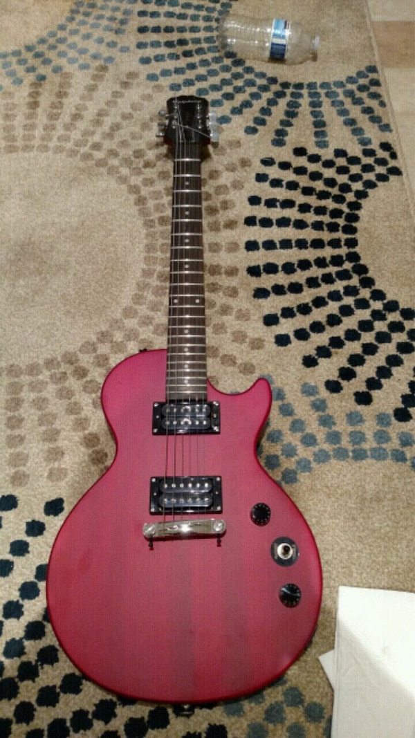 Epiphone limited edition custom shop