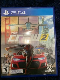 The Crew 2 for PS4  Toronto, M2J 5A7