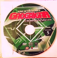 King of The Braves  Gaogaigar  Robot Animation DVD Killeen, 76541