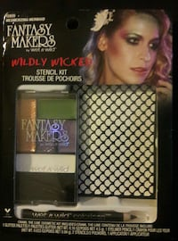 Fantasy Makers Wildly Wicked eyeshadow palette box
