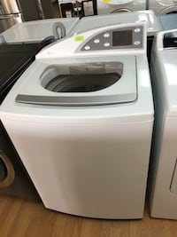 GE white top load washer  Woodbridge, 22191