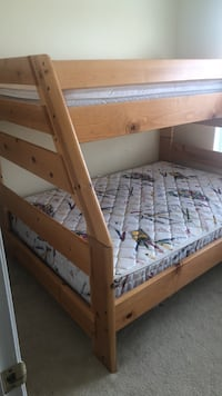 Kids twin/full  bunk bed. Sterling, 20165