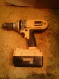 white and black cordless hand drill Calgary, T2S
