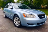Clean carfax Very Reliable 2007 Hyundai - Sonata - 2007 Takoma Park