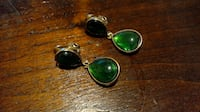 Green Earrings ELLICOTTCITY