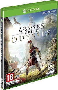 Disk only Assassins creed Xbox one 2398 mi